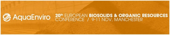 20th European Biosolids Conference