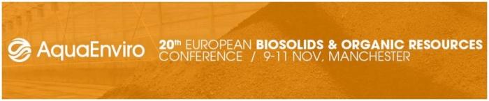 20th European Biosolids Conference